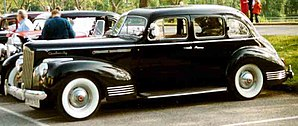 Packard One-Twenty - 1941 Packard One-Twenty Touring Sedan