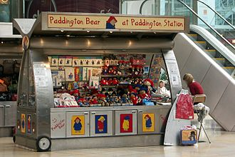 Paddington Bear - Paddington Station – Paddington Bear stuffed toys for sale