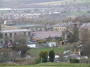 Hadfield, Derbyshire - Image: Padfield 4774