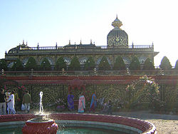 The Palace of Gold