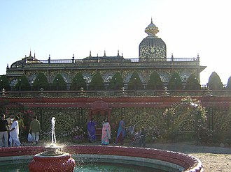 New Vrindaban, West Virginia - The Palace of Gold