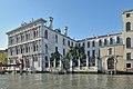 Palazzo Vendramin Calergi parco Canal Grande Venezia.jpg