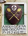 Palazzo del Podestà - Escutcheon XX.jpg
