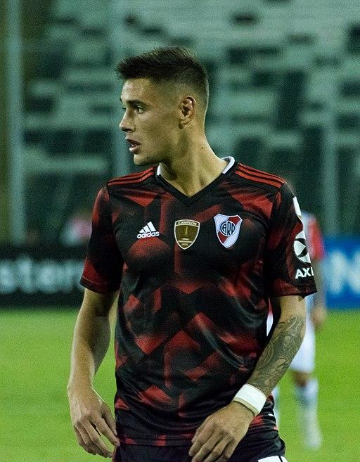Palestino - River Plate 20190424 10