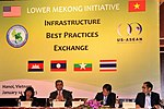 Panel discussion at the LMI Infrastructure Best Practices Exchange (8378365717).jpg