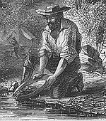 Gold rush - Wikipedia, the free encyclopedia