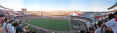 Panorama Estadio Monumental (Buenos Aires, Argentina) football River Plate.jpg