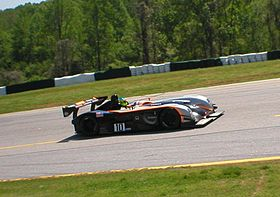 Image illustrative de l'article Panoz LMP-1 Roadster-S