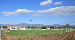 Panthrakikos F.C. - Panthrakikos Athletic Center