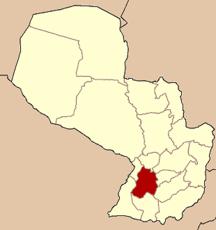 Departemen Paraguarí