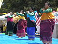 Parangal Dance Co. performing Kappa Malong Malong at 14th AF-AFC 07.JPG