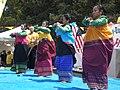 Parangal Dance Co. performing Kappa Malong Malong at 14th AF-AFC 07.JPG