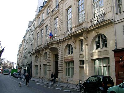 Hôtel de Beauvais