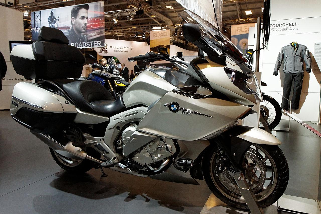 file paris salon de la moto 2011 bmw k 1600 gtl wikimedia commons. Black Bedroom Furniture Sets. Home Design Ideas