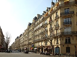 Avenue victor hugo paris wikip dia - 16 avenue victor hugo ...