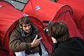 Paris pont des Arts camp de soutien aux mal-logés 3.jpg