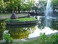 Park w Lesznie przy Placu Kościuszki - panoramio.jpg