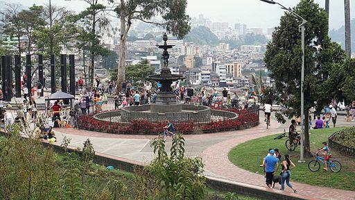 Parque Fundadores, Manizales