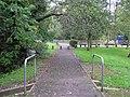 Path at Cranny - geograph.org.uk - 1002891.jpg