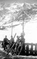 Patrouille auf Skiern - CH-BAR - 3237152.tif