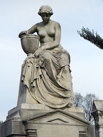 Laurel Hill Cemetery - Francis E. Patterson