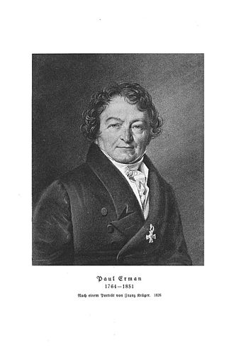 Paul Erman - Paul Erman