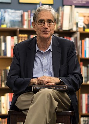 Paul Freedman - Paul Freedman  during a book reading in Oxford, Mississippi, 2016