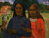 Paul Gauguin - Two Women.jpg