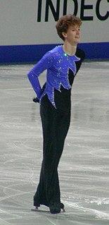 Pavel Kaška Czech figure skater