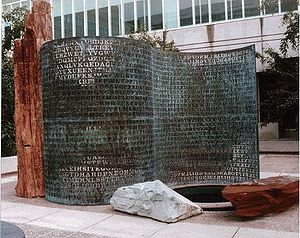 James Sanborn Kryptos