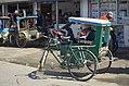 Pedicab at Catarman, Northern Samar.JPG