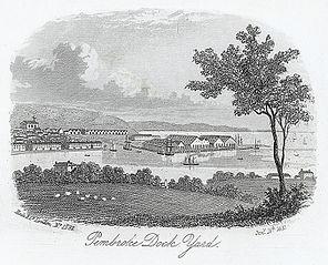 Pembroke Dock Yard