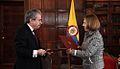 Perú oficializa ratificación del Acuerdo Marco de la Alianza del Pacífico (9374403612).jpg