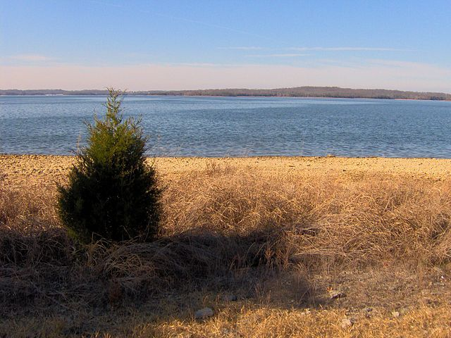 J Percy Priest Lake
