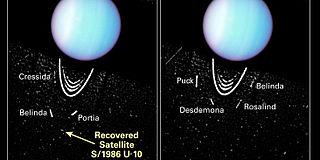 Perdita (moon) moon of Uranus