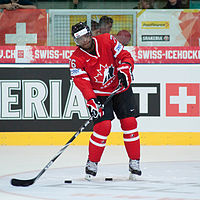 Pernell Karl Subban - Switzerland vs. Canada, 29th April 2012-2.jpg