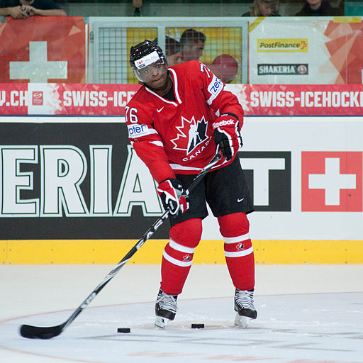 Pernell Karl Subban - Switzerland vs. Canada, 29th April 2012-2