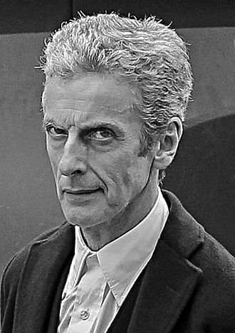 Peter Capaldi - Capaldi filming for Doctor Who in Cardiff in June 2014