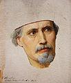 Peter Joseph Molitor, Selbstbildnis 1877.jpg