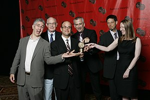 Wait Wait... Don't Tell Me! - Peter Sagal and the crew of Wait Wait...Don't Tell Me at the 67th Annual Peabody Awards