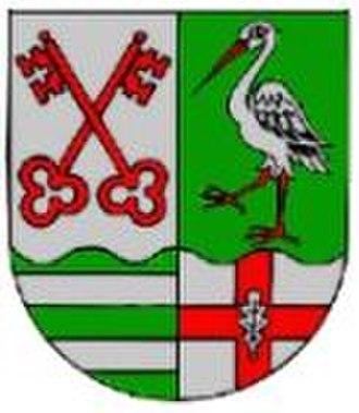 Peterslahr - Image: Peterslahr coat of arms