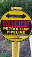 Petroleum pipeline sign - panoramio.jpg
