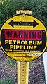 Petroleum pipeline sign - panoramio.jpg