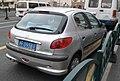 Peugeot 206 China 2012-04-04 rear.JPG