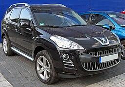 Peugeot 4007 20090531 front