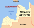 Ph locator misamis oriental sugbongcogon.png