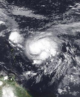 Hurricane Philippe (2005) Category 1 Atlantic hurricane in 2005