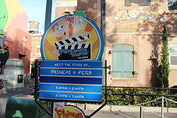 Phineas and Ferb Meet & Greet Sign.jpg