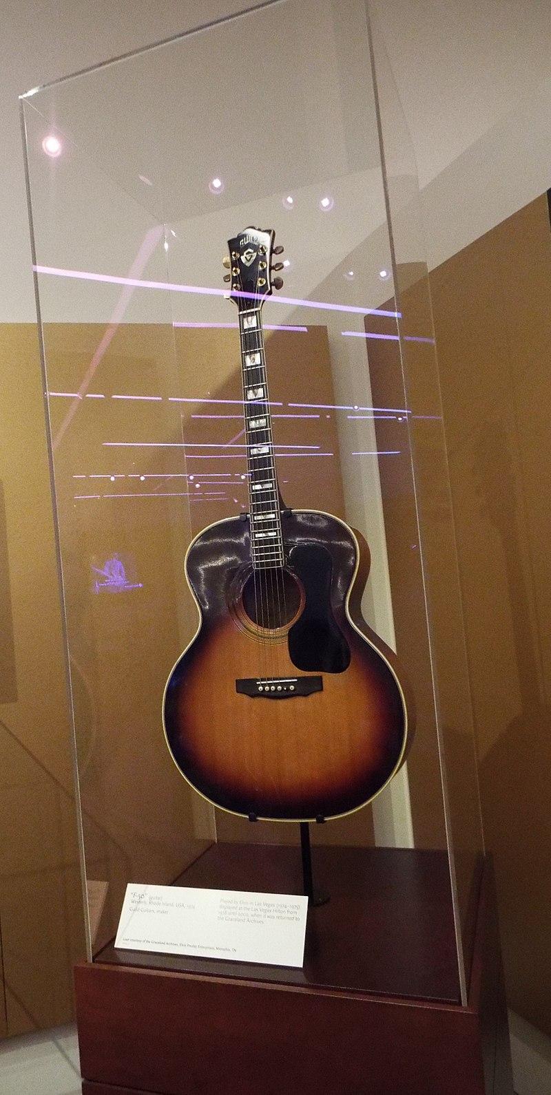 Phoenix-Musical Intrument Museum-Elavis Presely exhibit-2.jpg