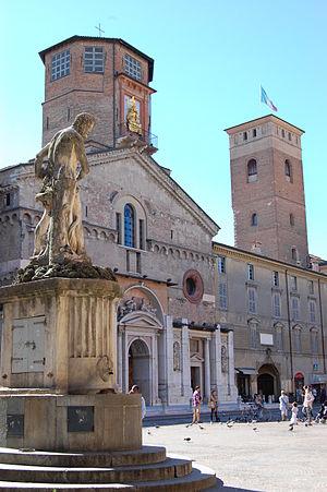 Reggio Emilia - Piazza Prampolini.